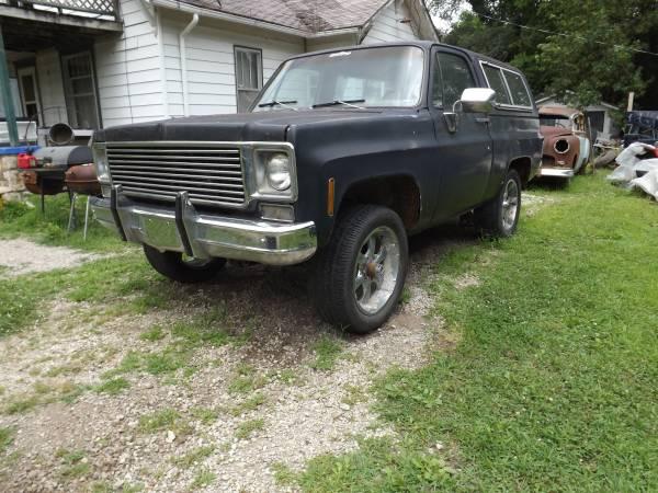 Chevy K5 Blazer For Sale in Kansas   (1969 - 1991)