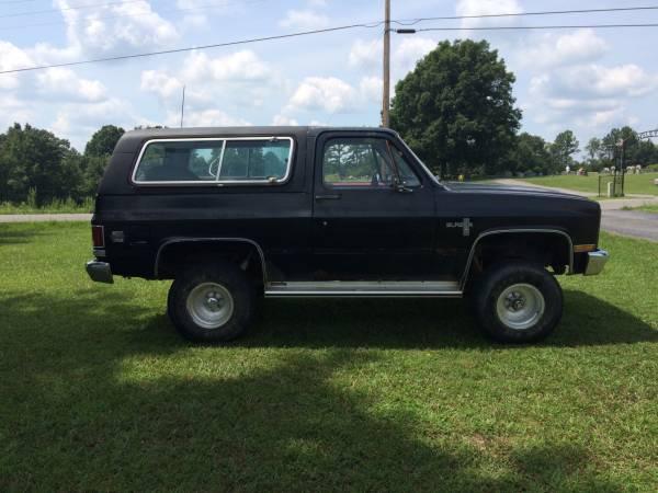 Chevy K5 Blazer For Sale in Kentucky | (1969 - 1991)