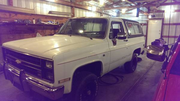 Chevy K5 Blazer For Sale in Kentucky | (1969 - 1991)