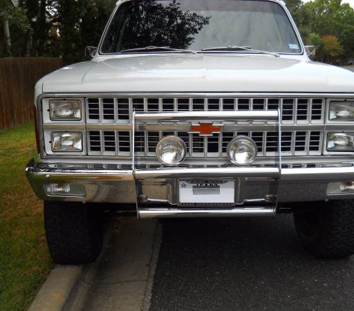 1981 Chevy K5 Blazer 350 V8 Auto For Sale in Austin, Texas - $16,500