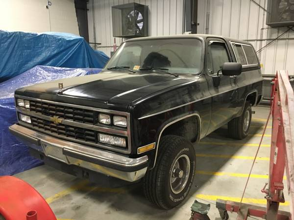 Chevy K5 Blazer For Sale in Virginia | (1969 - 1991)