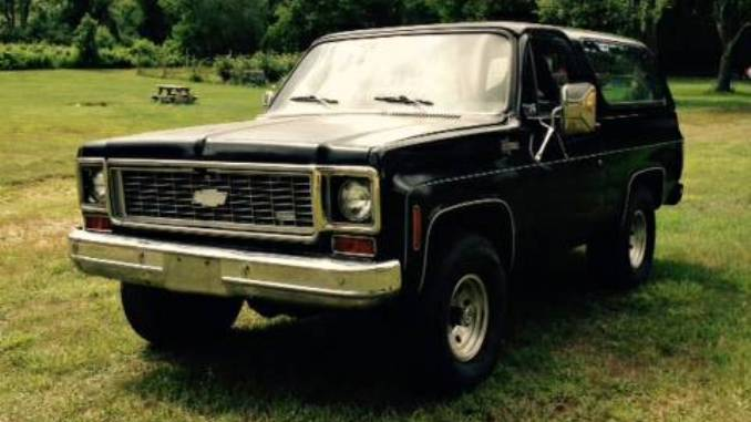 chevy k5 blazer for sale in connecticut 1969 1991. Black Bedroom Furniture Sets. Home Design Ideas