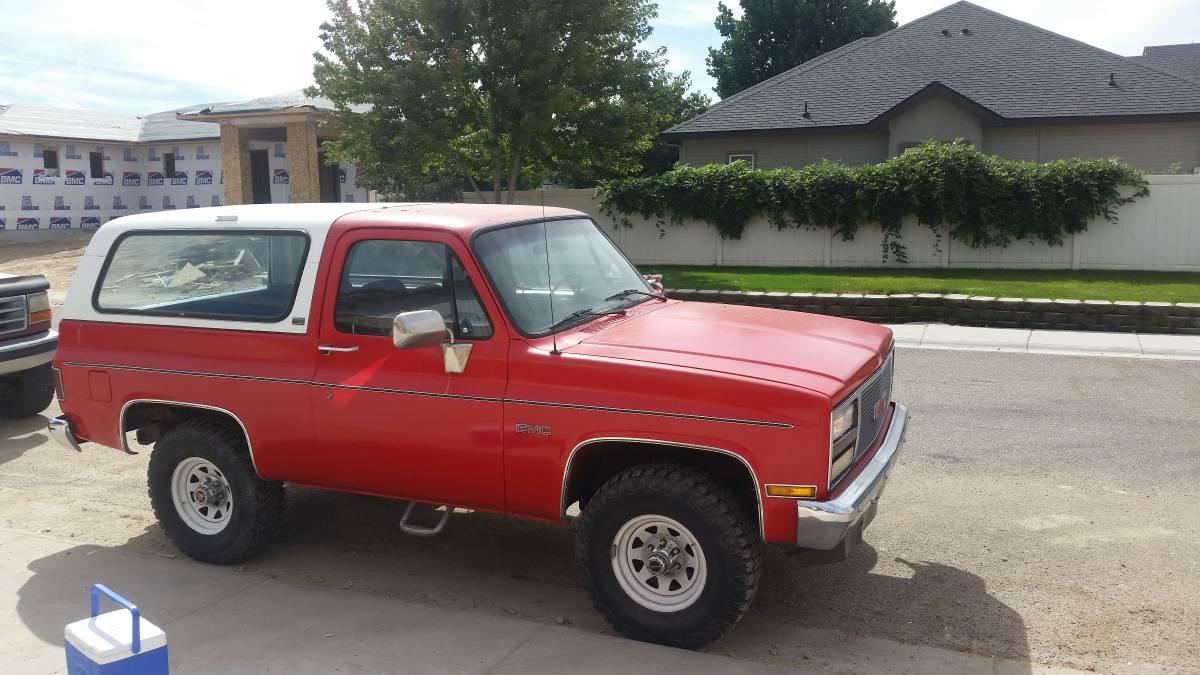 Chevy Blazer For Sale Craigslist Texas
