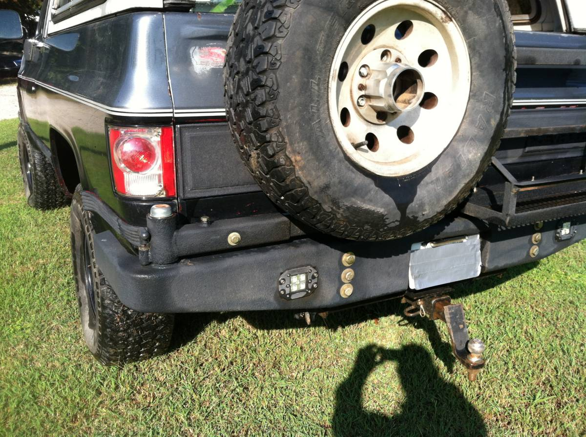 1983 Chevy K5 Blazer Body on 90' Chassis For Sale in ...