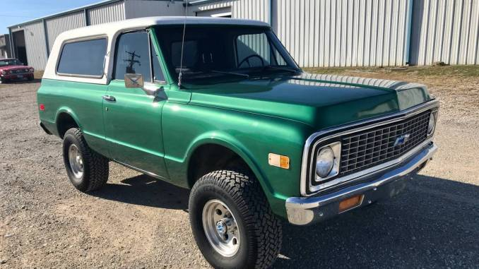 1972 Chevy K5 Blazer For Sale Us Amp Canada Classifieds