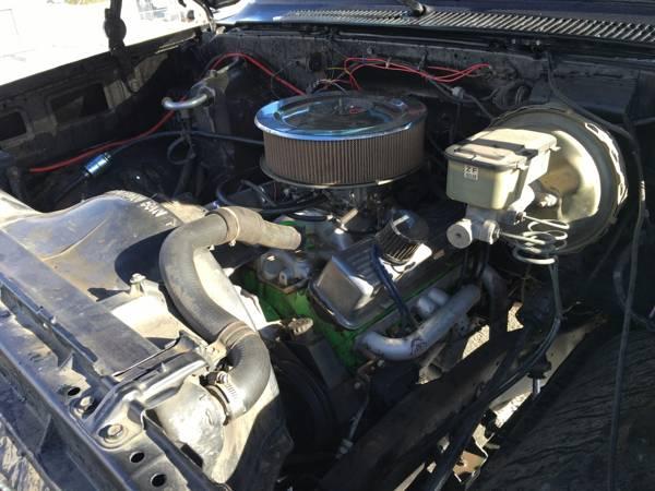 1984 Chevy K5 Blazer V8 Auto For Sale in Estes Park ...