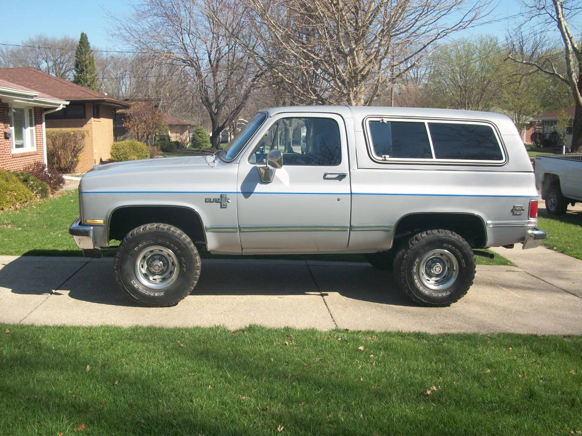 Chevy K5 Blazer For Sale in Des Moines | (1969 - 1991)