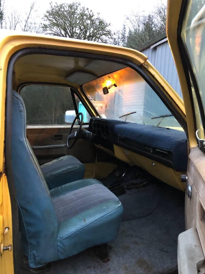 1981 Chevy K5 Blazer SBC350 400 Tranny in Clark County, WA ...