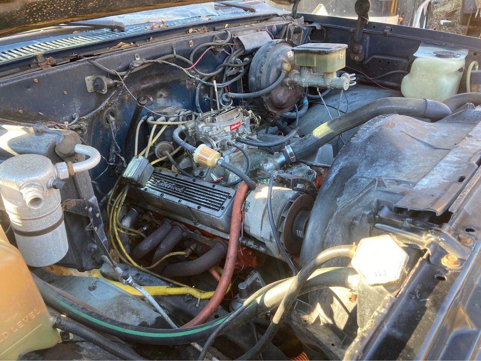 1986 Chevy K5 Blazer V8 Auto For Sale in Staten Island, NY ...