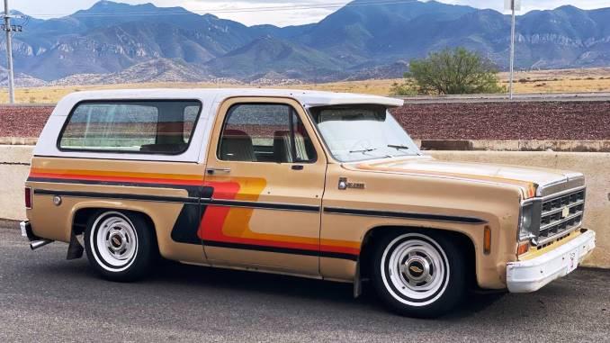 1978 sierra vista az