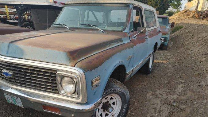 1972 Wasco OR